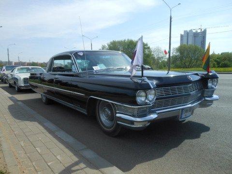 Cadillac Flietwood 1964 г.в.
