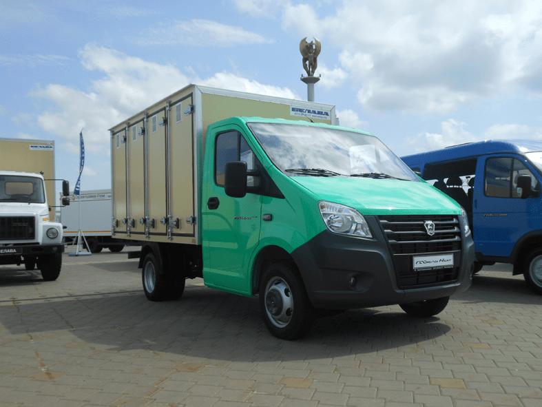 Хлебный фургон Белава-1230