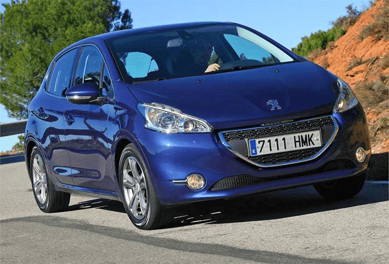 Peugeot 208 VS