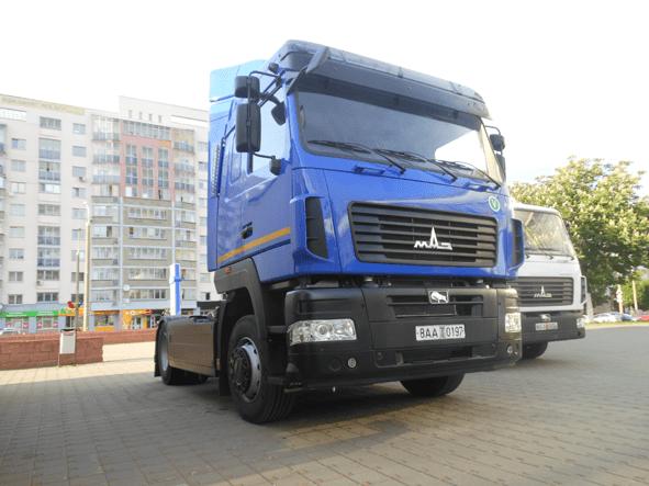 МАЗ-5440Е9