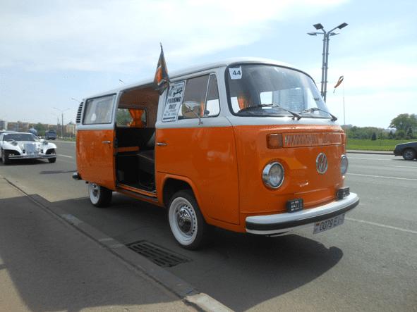 Микроавтобус Volkswagen Transporter T2b
