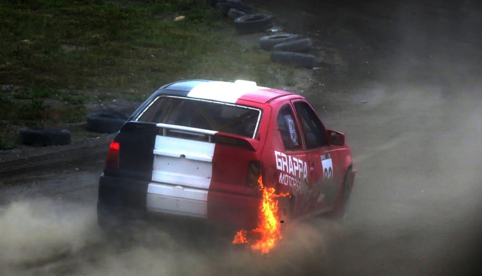 Украина- Беларусь трековые гонки 2013