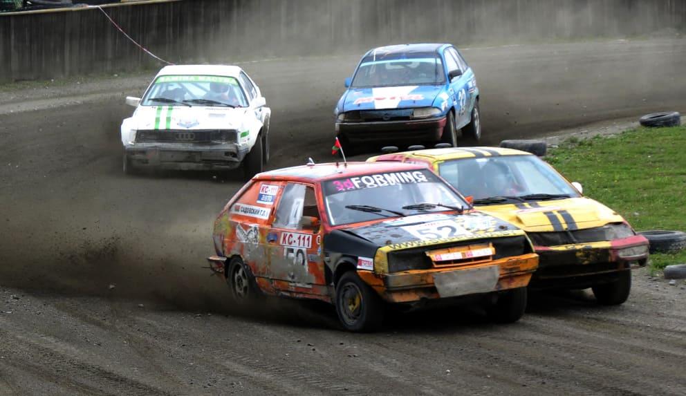 Украина- Беларусь трековые гонки