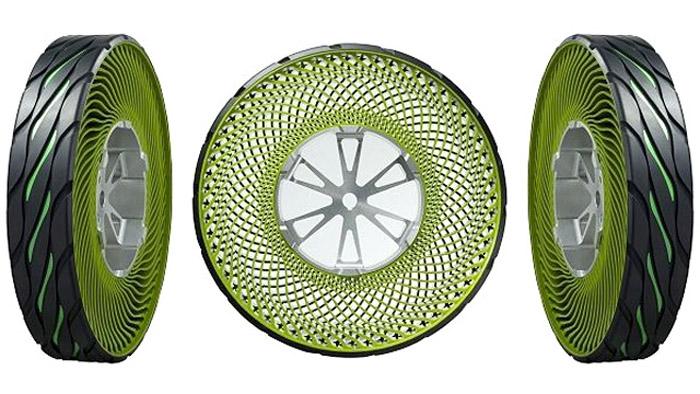 Bridgestone представила в России шины будущего