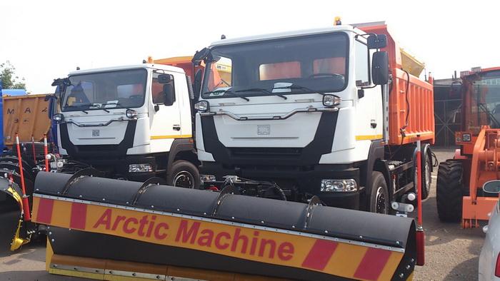 Truck: расширяется модельный ряд автотехники