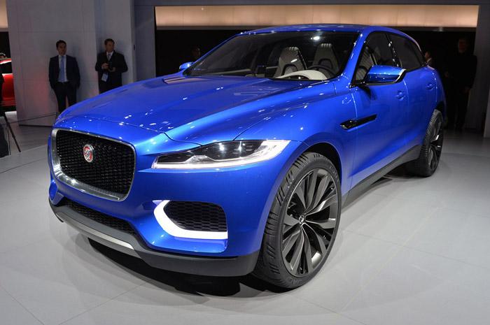 Jaguar пролил свет на будущий кроссовер