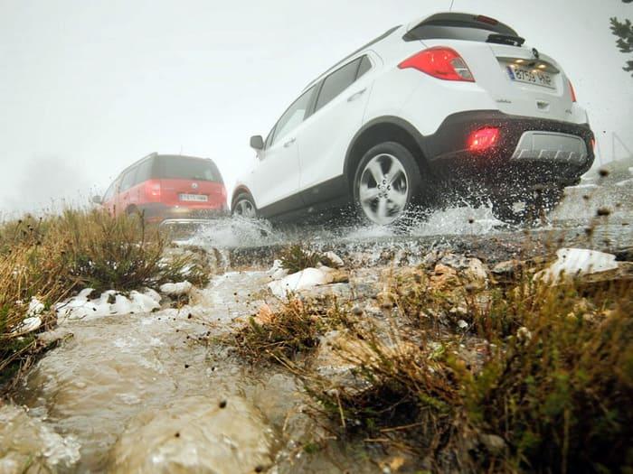 Opel Mokka vs Skoda Yeti: красота против функциональности