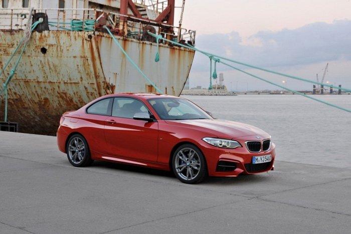 BMW раскрыл 2-ю серию
