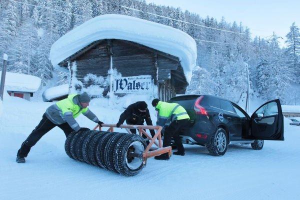 Шины Continental и Michelin стали лидерами по итогам недавних тестов ADAC