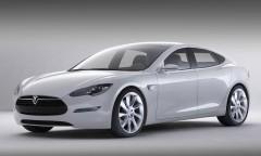 Уже вторая Tesla Model S вспыхнула после ДТП