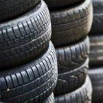 В Бресте изъяли контробандные шины