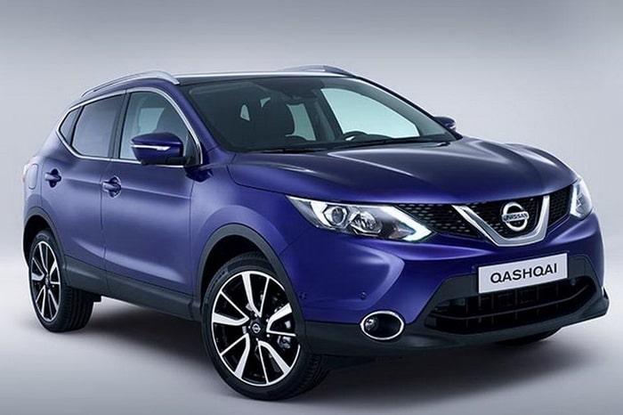 Nissan сбросил покрывало с нового Qashqai