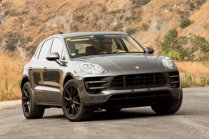 Porsche Macan : новые подробности