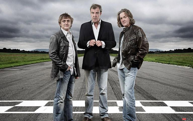 9999_Ведущие телепередачи Top Gear_1680x1050