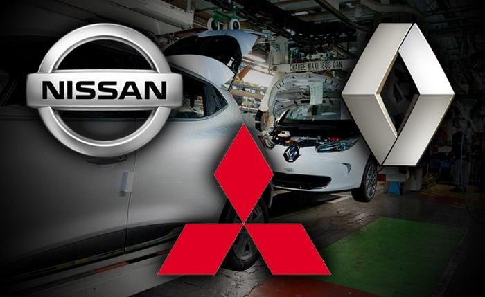 Mitsubishi хочет получить доступ к Renault-Nissan