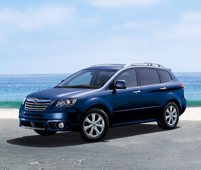 Subaru выпустит наследника Tribeca