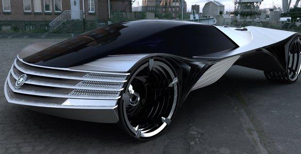 В США в проекте автомобиль который заправляется раз в 100 лет