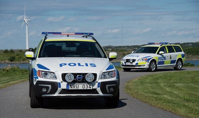 фото полицейских