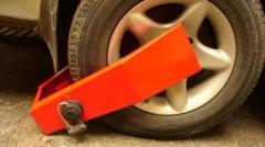 В Могилеве начнут использовать блокираторы колес