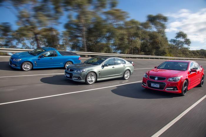 Holden свернет выпуск автомобилей