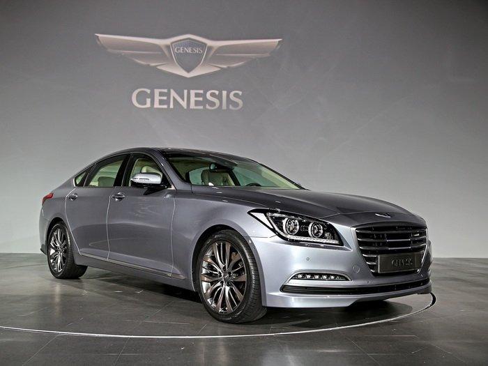 Новый Hyundai Genesis будет продаваться в Европе