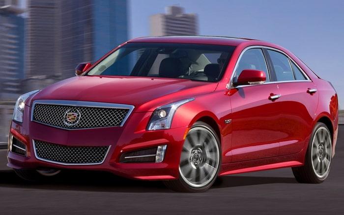 Горячий Cadillac ATC получит 500-сильное сердце
