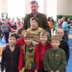 Новый год в Детском доме в Бегомле