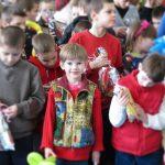 Бегомльский детский дом встречает гостей