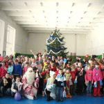 праздник Автодайджест с воспитанниками дома-интерната