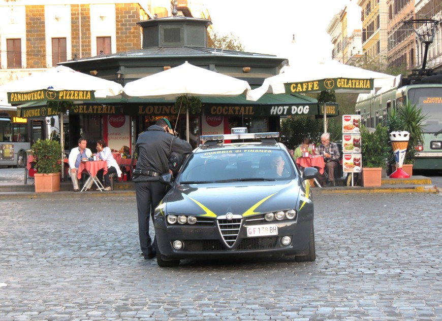 Полиция Рима