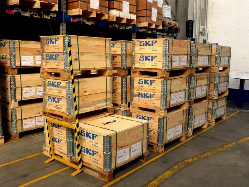 готовая продукция SKF