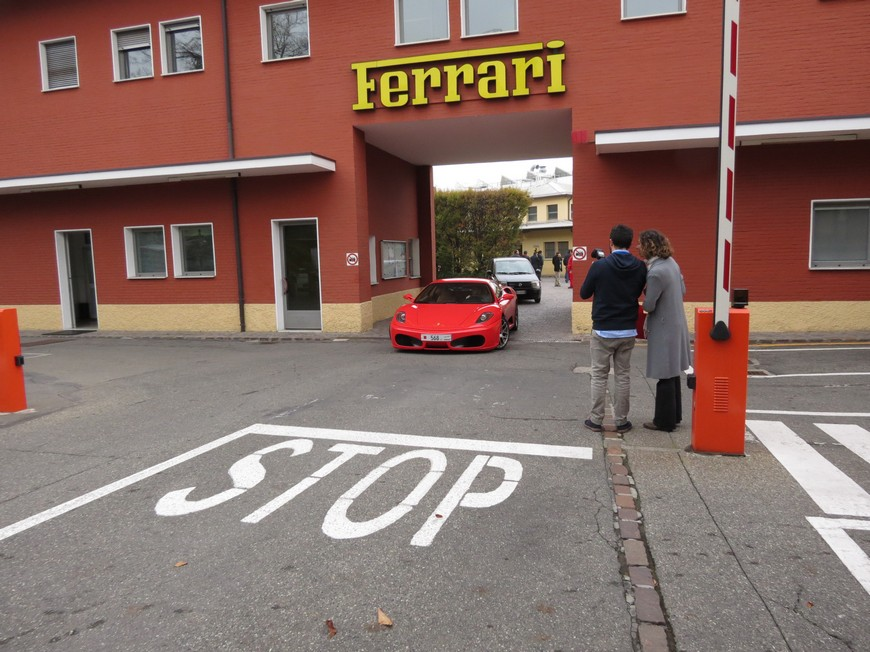 Италия, Феррари -2013 711