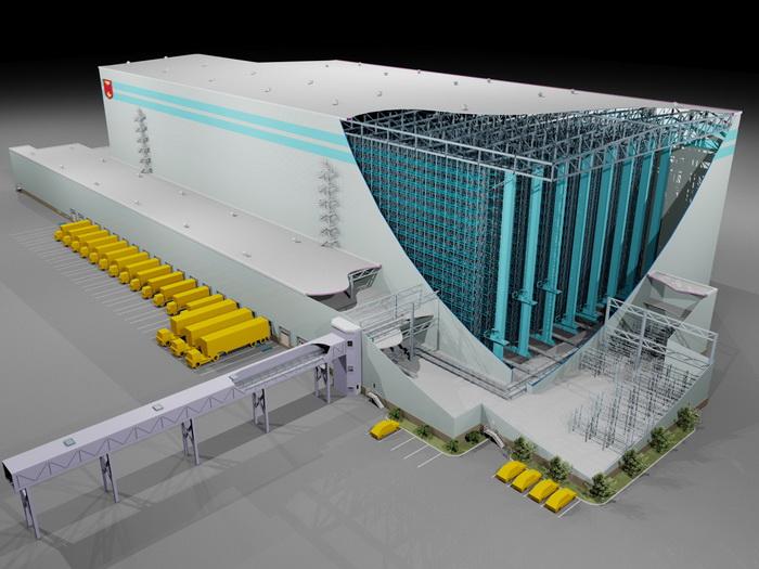 В Гродненской области вблизи погранпереходов построят логистические центры