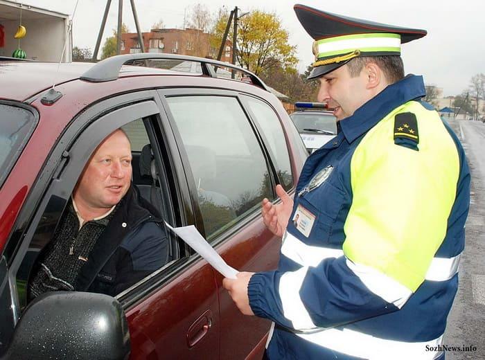 За первые дни нового года ГАИ выявила около 700 нетрезвых водителей