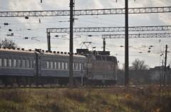 Поезд Москва - Брест столкнулся с трактором