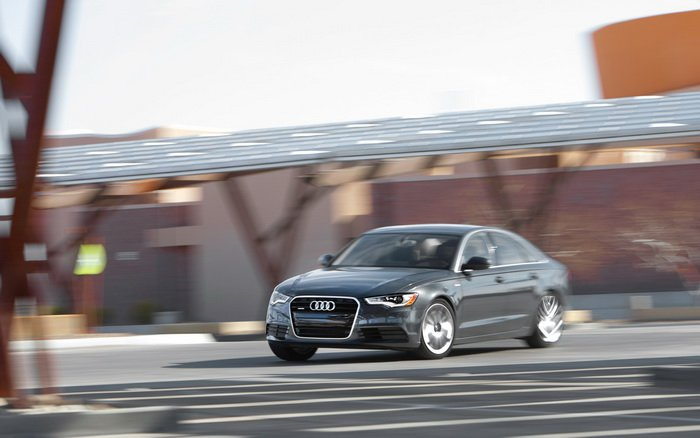 Audi A6 3,0