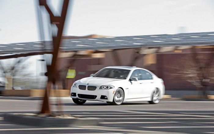 Quattro, BMW 535i