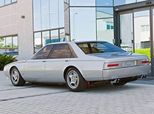Единственный седан Ferrari Pinin снова продается