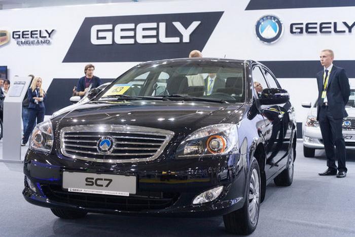 Лукашенко хвалит Geely