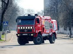 В Беларуси можно заказать «дакаровский» МАЗ