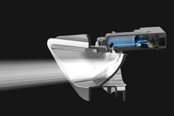 лазерные фары БМВ