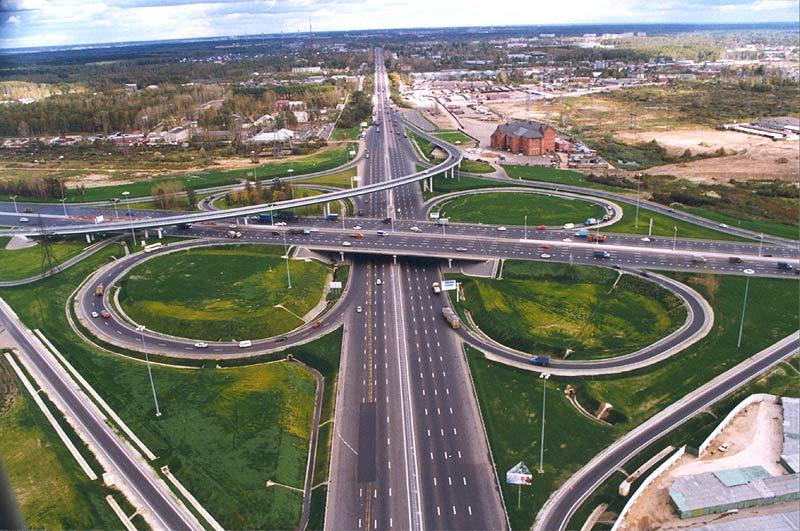 строительство второй МКАД в Минске приостановлено