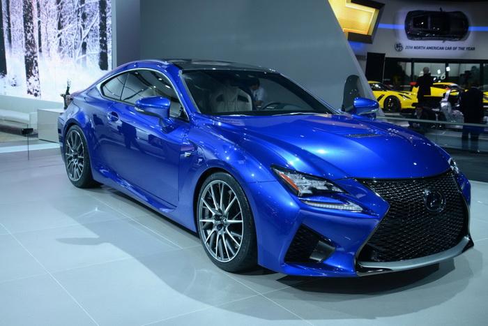 Lexus предложит альтернативу «заряженным» немецким купе