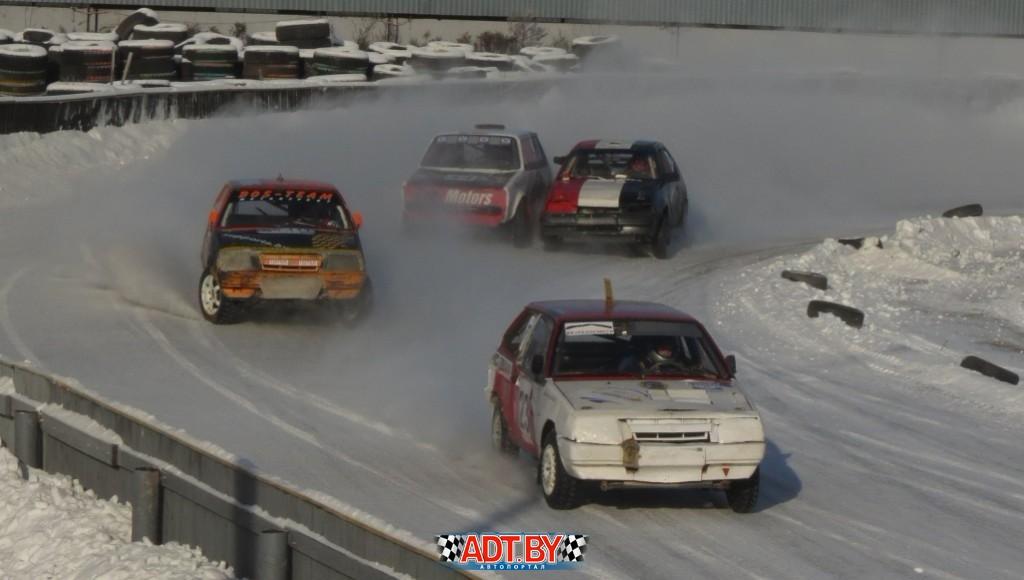 Чемпионат «Горячий лед»-2014