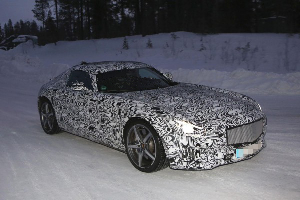 Mercedes-Benz, спорткар, самый красивый, новинка,