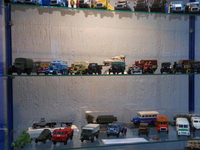 коллекция автомобилей