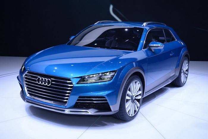Audi отметился новым концептом