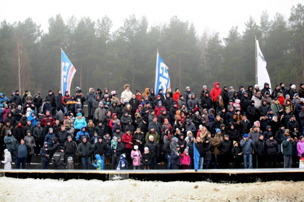 Горячий лед, Кубок SKF 2014, трековые гонки