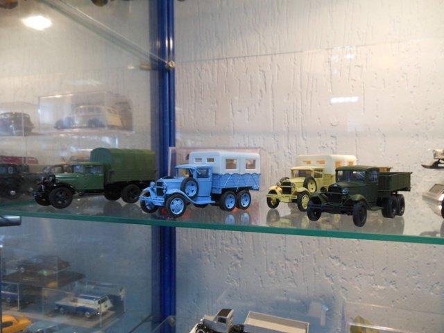 Модели грузовых автомобилей