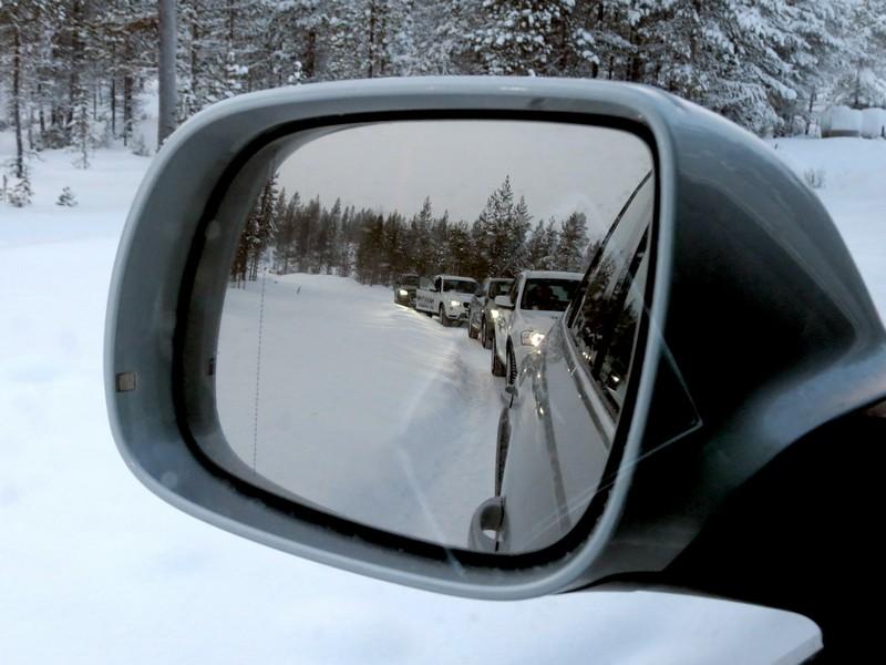 тест шин hakkapelitta 8 SUV